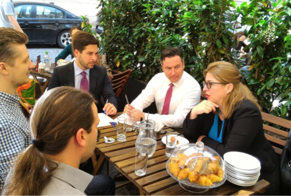 Building The Business Angel Community In Romania With The ESIL Project